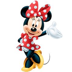 Minnie Mouse Polka Dot PartyMinnie Mouse - 107cm