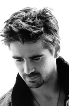 Colin Farrell i could listen to him talk for hours