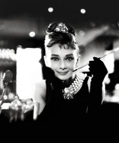 There is nothing more classic or fabulous than Audrey's iconic Breakfast at Tiffany's outfit.