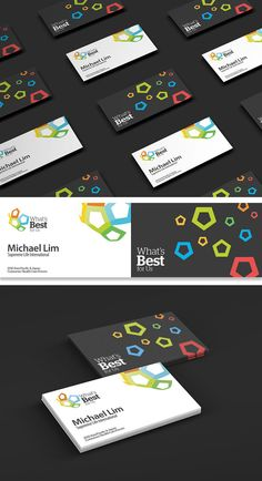 What's Best For Us – Brand Identity by Lemongraphic