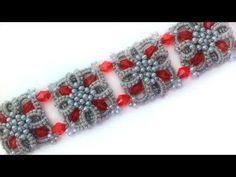 (3) Браслет фриволите иглой анкарс. Видео мастер класс фриволите. DIY Bracelet frivolite needle ankars - YouTube
