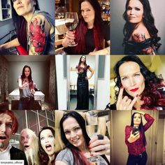 Have a great 2018 and make all your dreams come true! Kai, Gothic Metal, Night Wishes, Metalhead, Celebs, Celebrities, Beauty And The Beast, Fangirl, Diva