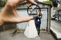 Hochzeit mit Stil. Julia und Christian - CHARMEWEDD