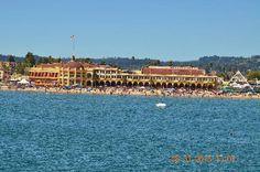 Santa Cruz Boardwalk - Santa Cruz, CA