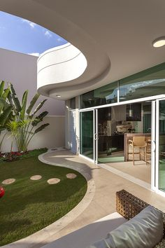 Dream Home Design, Modern House Design, Interior Exterior, Home Interior Design, Dream Mansion, Modern Architects, Dream Apartment, Home Trends, Architect Design