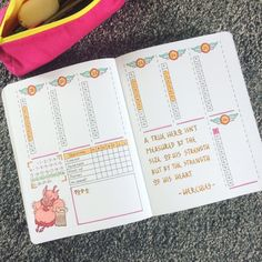 """Gefällt 164 Mal, 10 Kommentare - GemmaMarie (@doodledaydarlings) auf Instagram: """"Trying a new way of planning for next week, time bars, vertical days and the tracker is back!! I…"""""""