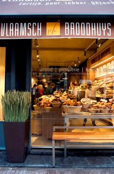 Vlaamsch Broodhuys | Amsterdam  Totally get cravings for their sandwiches....sigh....