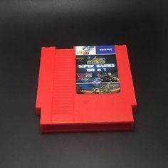 Nintendo NES Game Cartridge 150 in 1 Mega Man 1 6 Ninja Turtles Contra Kirby   eBay