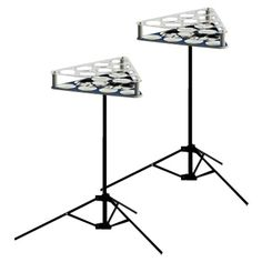 Backyard Beer Pong Game Table Stands -