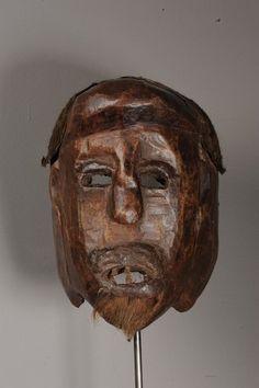 Sukuma mask