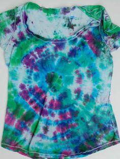 iLoveToCreate Blog tie dye shirt instructions
