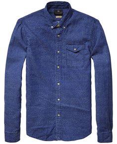 Chemise OxfordChemise Oxford Mode Homme, Soda De Scotch, Chemises En Jean,  Vêtements Pour 30117d4f03fb
