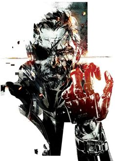 The Art Of Metal Gear Solid V, The Phantom Pain : 50 Concept Art