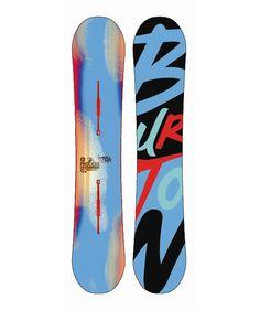 "Snowboard ""Custom Flying V"" by Burton  #snowboarding #wintersport #engelhorn  www.sports.engelhorn.de"