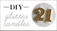 DIY glitter candles_opener