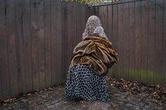 In 'Mama's Clothes,' photographer Keisha Scarville uses her mother's clothes to…