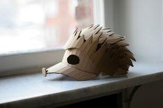 Hedgehog by wrnking, via Flickr