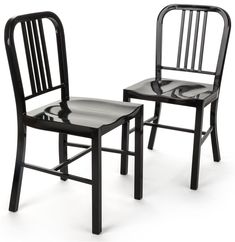 This black metal cafe chair is designed for indoor or outdoor seating! Sold in sets of 2 for convenience, these sturdy seats are perfect for dining or occasional use. Shop our wide selection of office and hospitality furniture to match any decor. Extra Seating, Outdoor Seating, Metal Cafe Chairs, Outside Furniture, Business Furniture, Mid Century Design, Home And Living, Contemporary Design, Dining Chairs