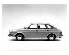Volkswagen 412 - 1972