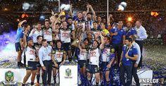 2015 NRL Premiers!