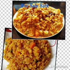 Chinu's Kitchen Corner: Bisi Bele Bath