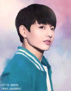 BTS Jungkook Fanart