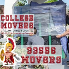 Moving Services College Cleaning University Home Community Movers Tampa
