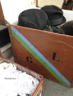 The French Buying Trip | FleaingFrance Brocante Society