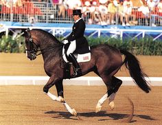 Can you get airborne with a 1200+ lb animal and know they have your back? Dressage!
