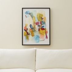 Mulberry II Print | Crate and Barrel