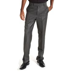 Slim fit trousers Slim Fit Trousers, Suits, Fitness, Fashion, Gymnastics, Moda, Suit, Fasion, Wedding Suits