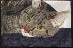 Quilt Inspiration: It's Raining Cats and Dogs: Part 1