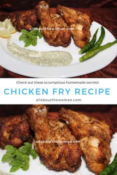 Homemade Crispy Chicken Fry Recipe with steps and video. This crisply fried chicken snack is very simple and instant. A RECIPES perfect starter for a party. Chicken Recipes Video, Fried Chicken Recipes, Crispy Chicken, Tandoori Chicken, Kids Meals, Easy Meals, Cooking Recipes, Healthy Recipes, Delicious Recipes
