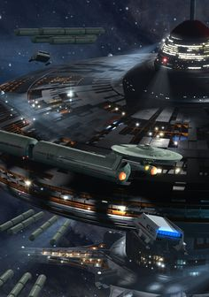 Four Novellas in the Star Trek Vanguard Series. Star Wars, Star Trek Tos, Star Citizen, Stargate, Vaisseau Star Trek, Science Fiction, United Federation Of Planets, Star Trek Images, Star Trek Starships