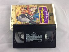 The Jungle Book on VHS Tape - Walt Disney's Masterpiece Collection - 30th Anniversary Limited Edition by TheTimeTravelingPug on Etsy