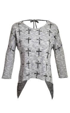 Sweater a la venta en Liverpool, colección Tattoo Septiembre 2013
