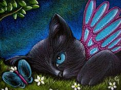 faires and cats - Pesquisa Google