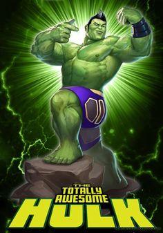 #Hulk #Fan #Art. (Totally Åwesome Hulk Cover for Puzzle Quest Å New Game) By: Frank Cho. (THE * 5 * STÅR * ÅWARD * OF: * AW YEAH, IT'S MAJOR ÅWESOMENESS!!!™)[THANK Ü 4 PINNING!!!<·><]<©>ÅÅÅ+(OB4E)