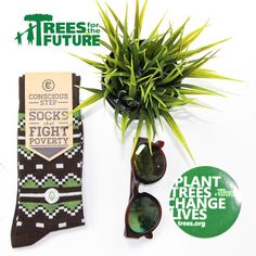 Conscious Step offers unique organic socks made in fair trade facilities for incredible charitable causes. Enter our Father's Day Giveaway Today! Giveaway Ends 6/15/2016.
