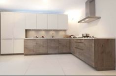 Handleless Kitchen Cabinets To Enhance The Look Of Your Dream Kitchen Kitchen Cupboards, Kitchen Redo, Rustic Kitchen, Kitchen And Bath, Kitchen Remodel, Kitchen Furniture, Kitchen Interior, Wood Laminate Kitchen, Kitchen Prices