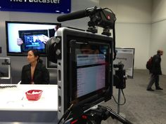 @The Padcaster at this years #NABshow