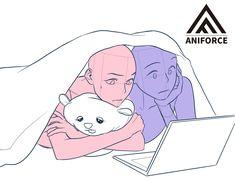 Ship Drawing, Drawing Base, Manga Drawing, Art Drawings Sketches, Cute Drawings, Cute Couple Drawings, Drawing Body Poses, Drawing Tips, Drawing Couple Poses