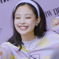 Kim Jennie, Iconic Photos, Blackpink Photos, Yg Entertainment, South Korean Girls, Korean Girl Groups, Divas, Smile Icon, Blackpink Members