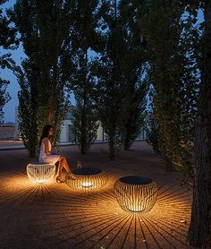 New Park Lighting Design Products 54 Ideas Landscape Lighting Design, Landscape Elements, Park Lighting, Outdoor Lighting, Outdoor Lamps, Outdoor Furniture, Outdoor Landscaping, Outdoor Gardens, Led Lampe