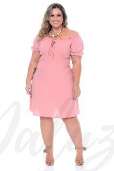 Vestidos Plus Size, Plus Size Dresses, Plus Size Outfits, Nice Dresses, Casual Dresses, Summer Dresses, One Piece Dress, I Dress, Dress Outfits