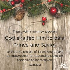 daily christmas scripture through the alphabet - Christmas Scriptures