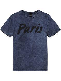 Rocker Fit T-Shirt | T-shirt s/s | Men's Clothing at Scotch & Soda