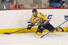 Sam Anas Signs with Minnesota Wild - SB Nation College Hockey