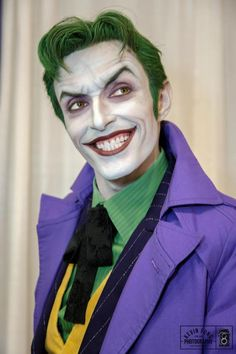 The Joker by Anthony Misiano (not Jared Leto)
