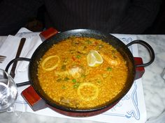 Paella - Mmm - my family loves when I make this dish11-